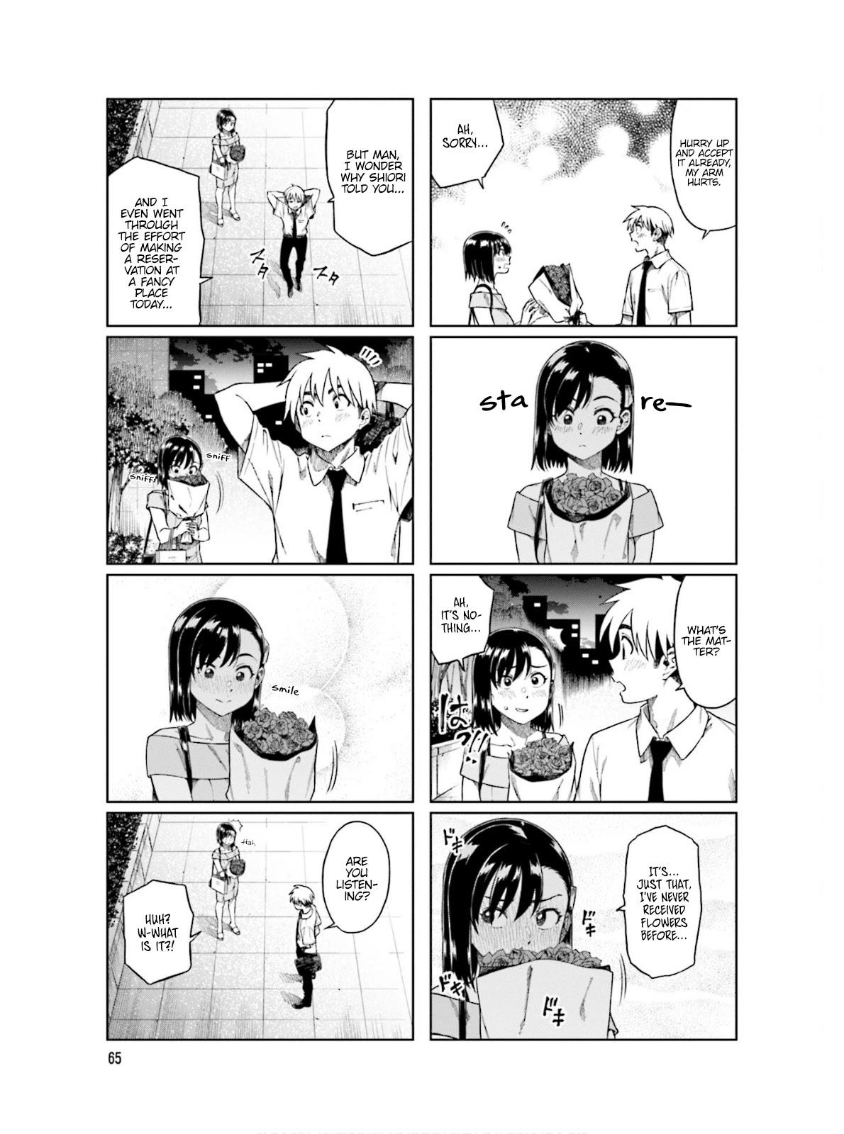 Kawaii Joushi O Komarasetai Chapter 63 page 4 - Mangakakalots.com