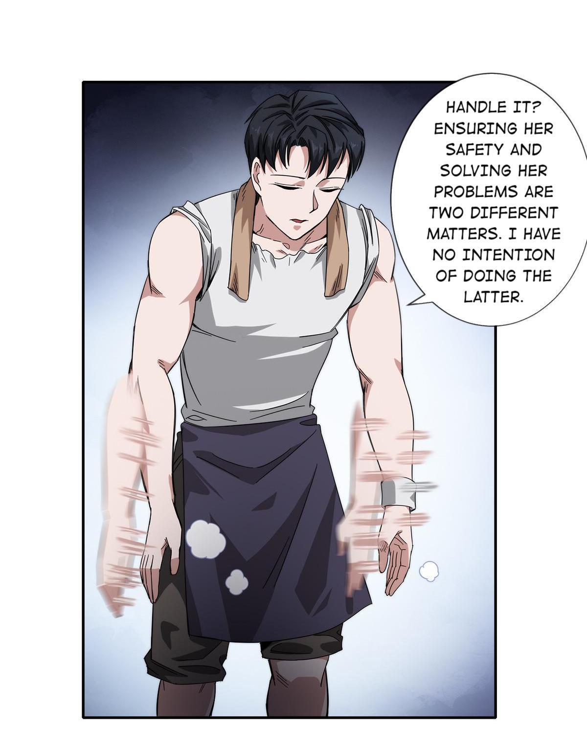 King Of The Night Market Chapter 24: A Day's Time page 23 - Mangakakalots.com