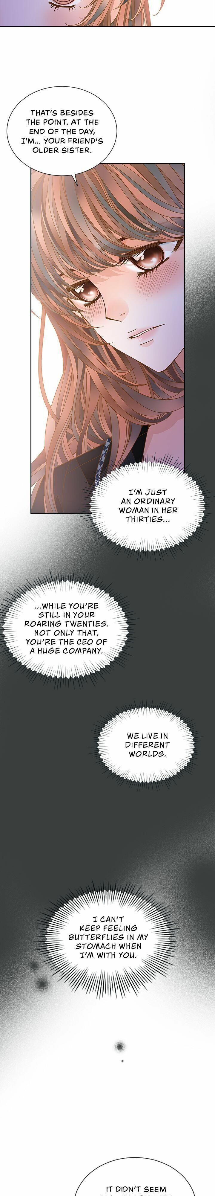 My Bad Younger Man Chapter 47 page 9 - Mangakakalots.com