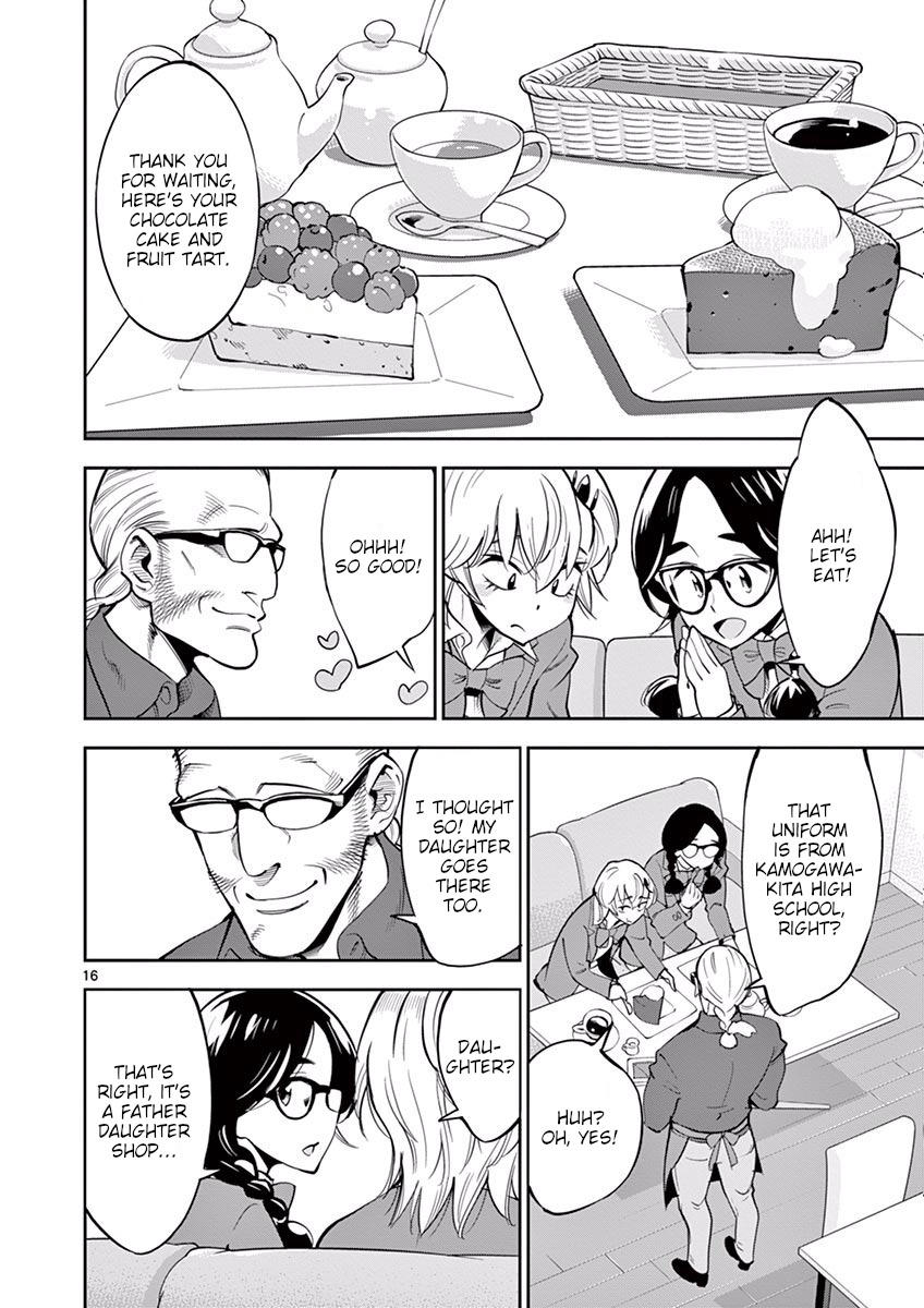 After School Dice Club Vol.8 Chapter 50: The Magic That Binds Us Together page 16 - Mangakakalots.com