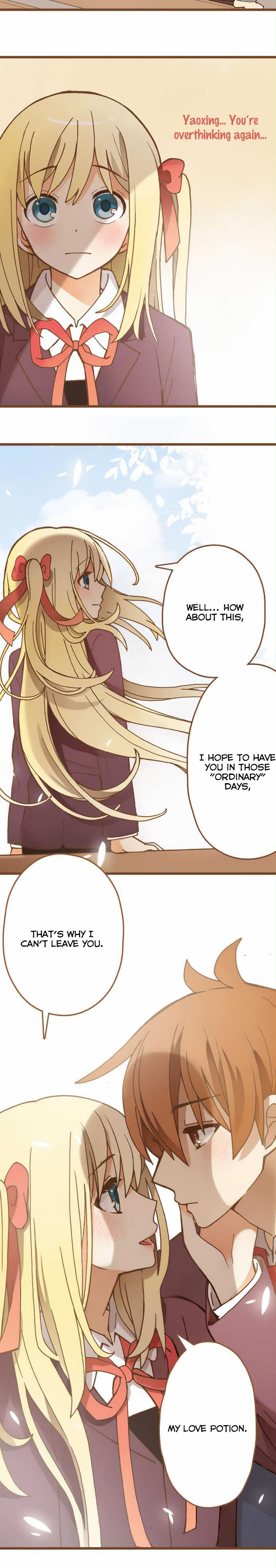 Love Potion Brewing Chapter 50: Unwilling To Let Go page 14 - Mangakakalots.com