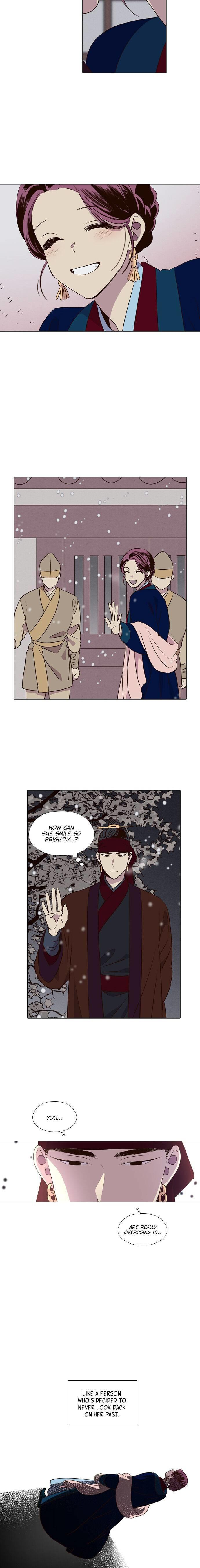 The Moon That Rises In The Day Chapter 183 page 12 - Mangakakalots.com