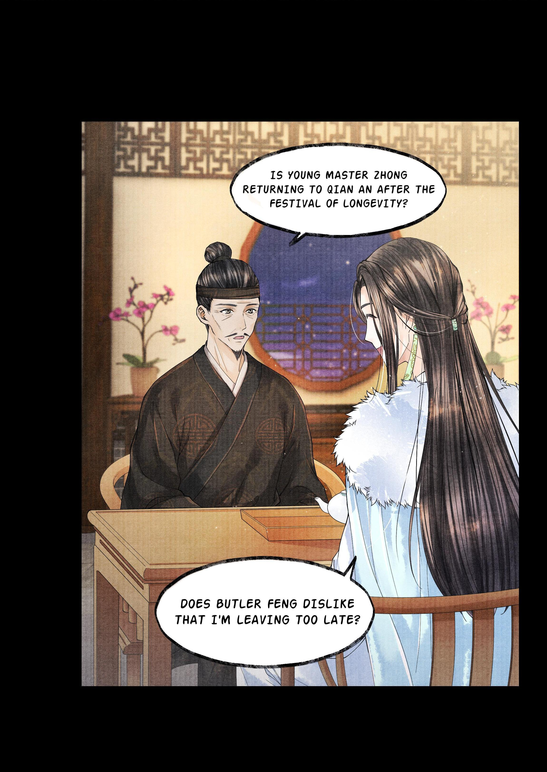 These Years In Quest Of Honour Mine Chapter 25 page 2 - Mangakakalots.com