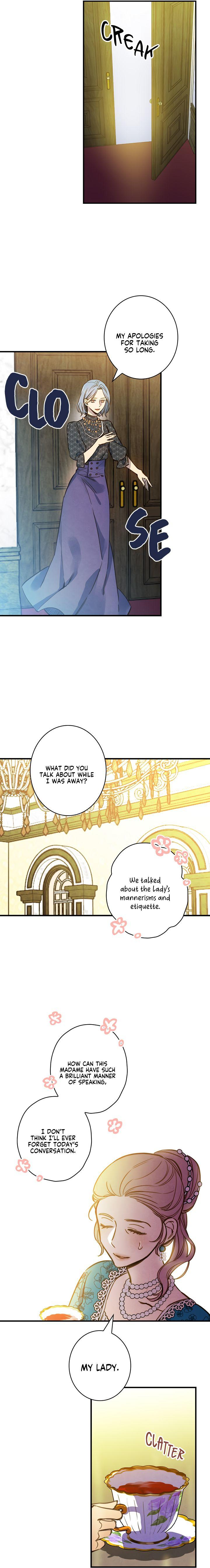 Shadow Queen Chapter 29 page 9 - Mangakakalots.com