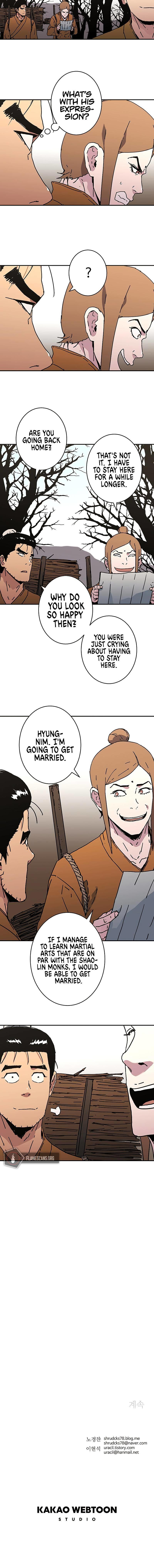 Peerless Dad Chapter 175 page 9 - Mangakakalots.com