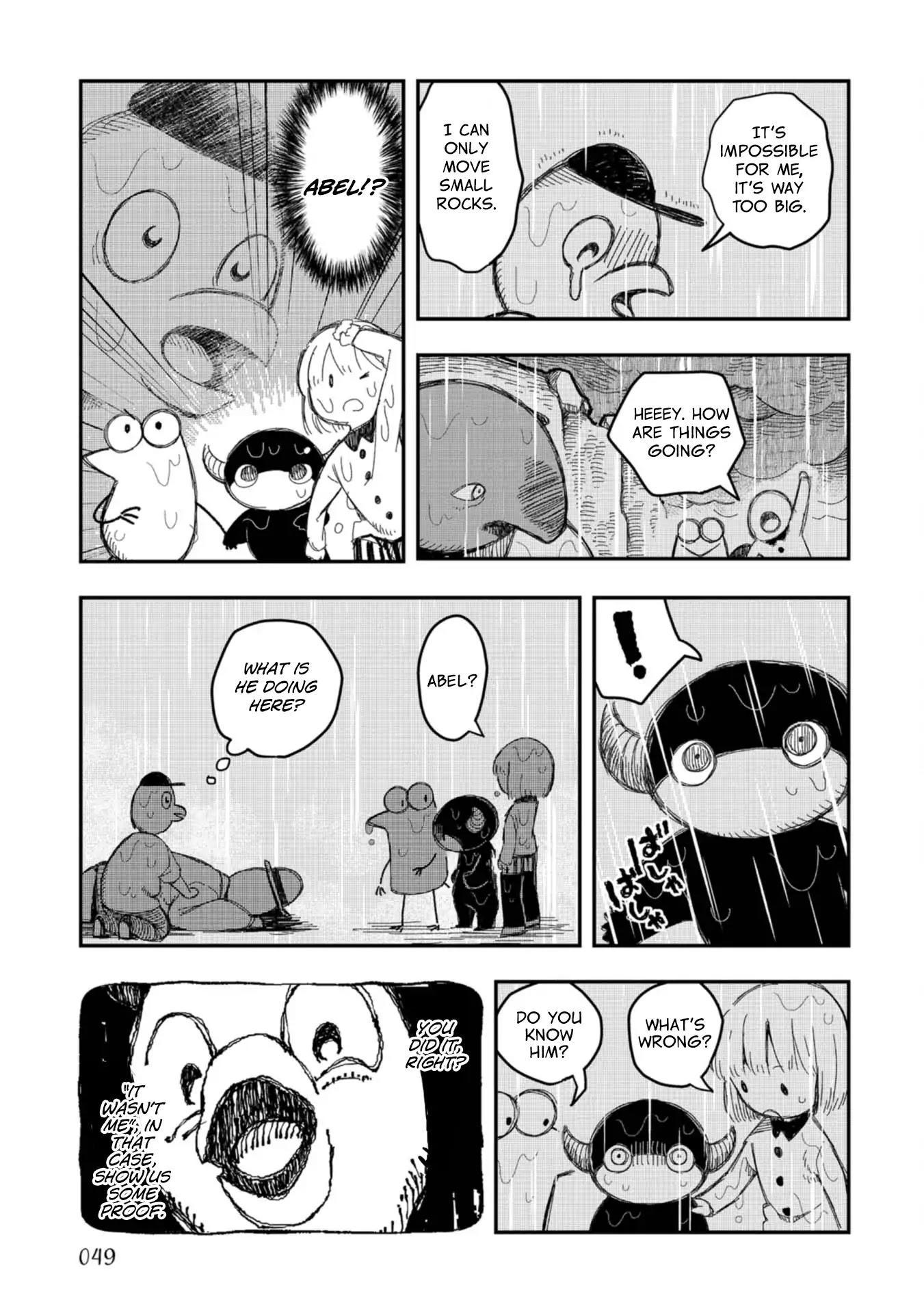 Rojica To Rakkasei Chapter 10.5 page 10 - Mangakakalots.com