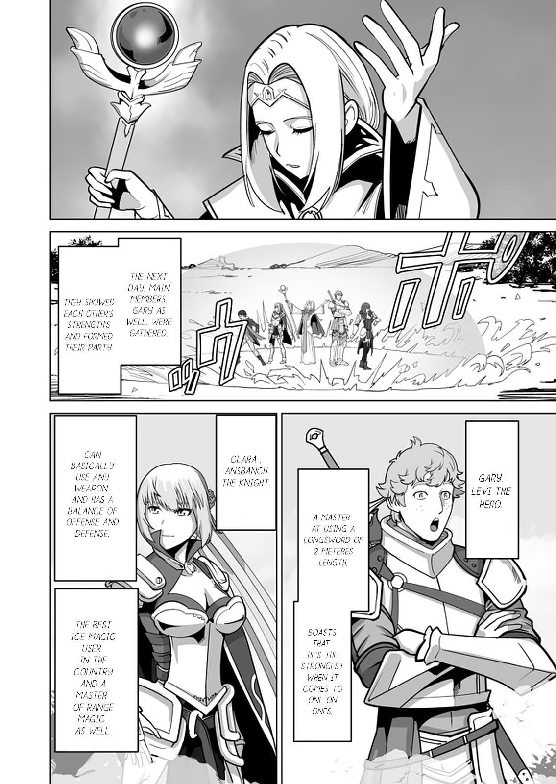 Sen No Sukiru O Motsu Otoko Chapter 36 page 7 - Mangakakalots.com