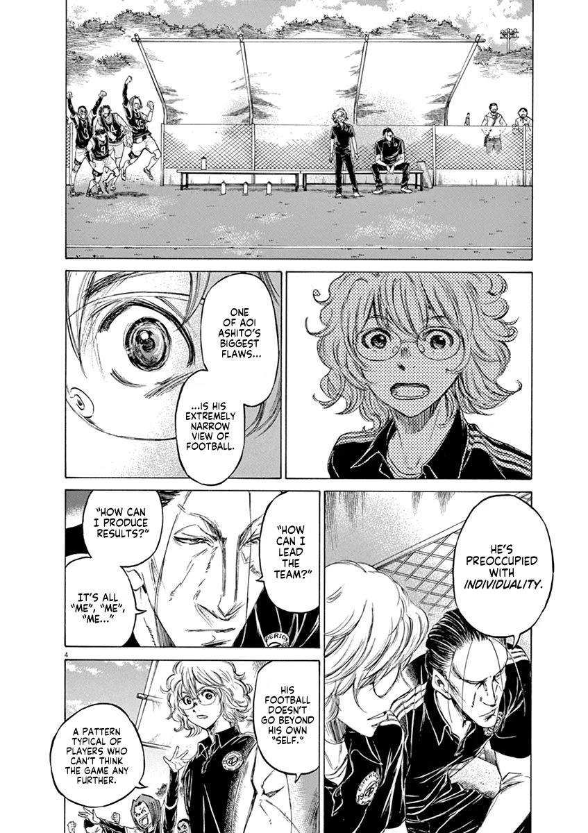 Ao Ashi Chapter 52: Checking Answers page 5 - Mangakakalots.com