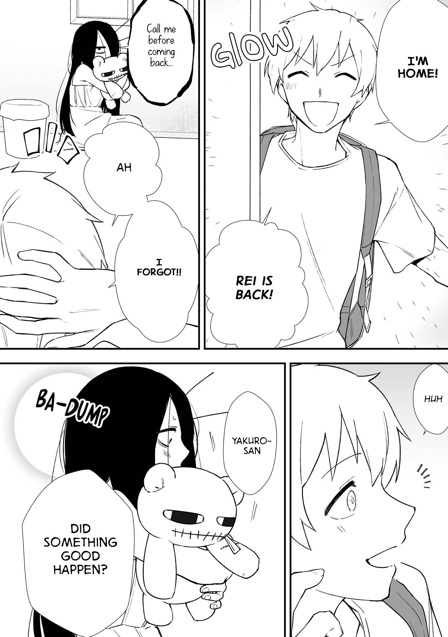 Iwakutsuki Bukken No Yakuro-San Vol.1 Chapter 16.3 page 14 - Mangakakalots.com