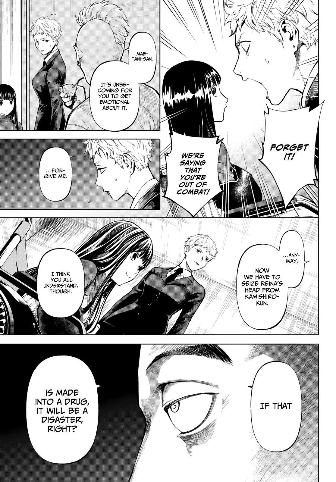Konya Wa Tsuki Ga Kirei Desu Ga, Toriaezu Shi Ne Chapter 48 page 7 - Mangakakalots.com