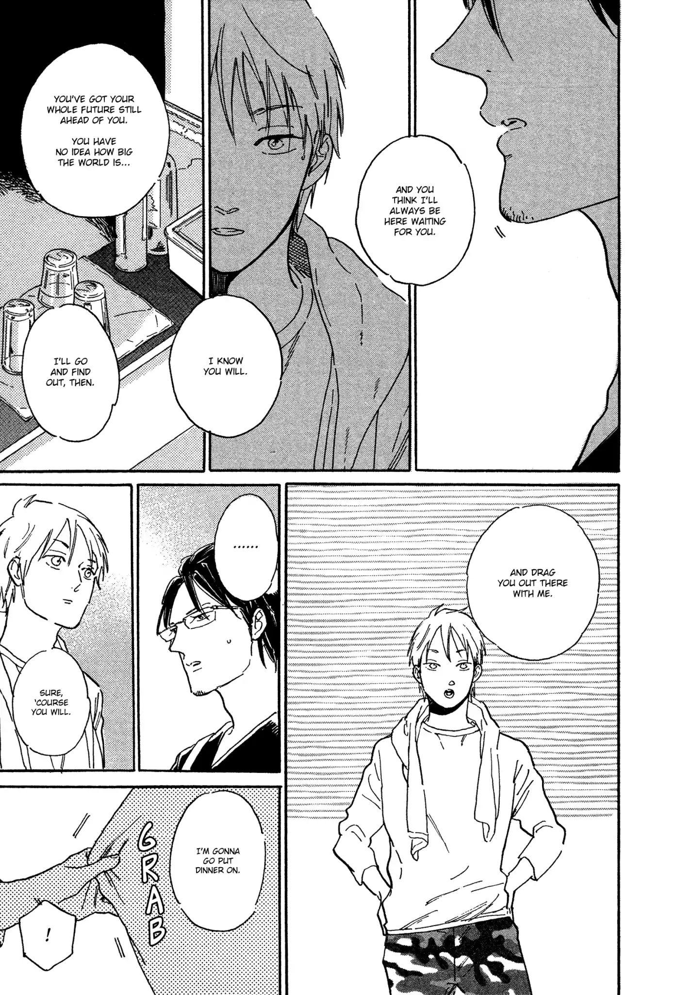 Stay Gold (Hideyoshico) Vol.2 Chapter 17 page 28 - Mangakakalots.com