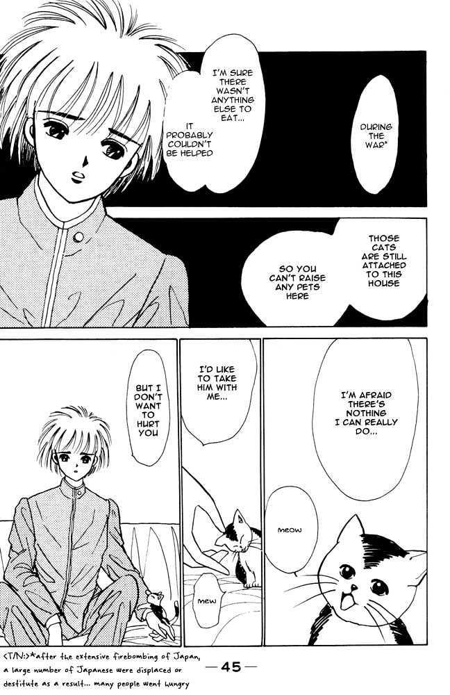 Shi To Kanojo To Boku Vol.1 Chapter 2 : Lonely Ears page 23 - Mangakakalots.com