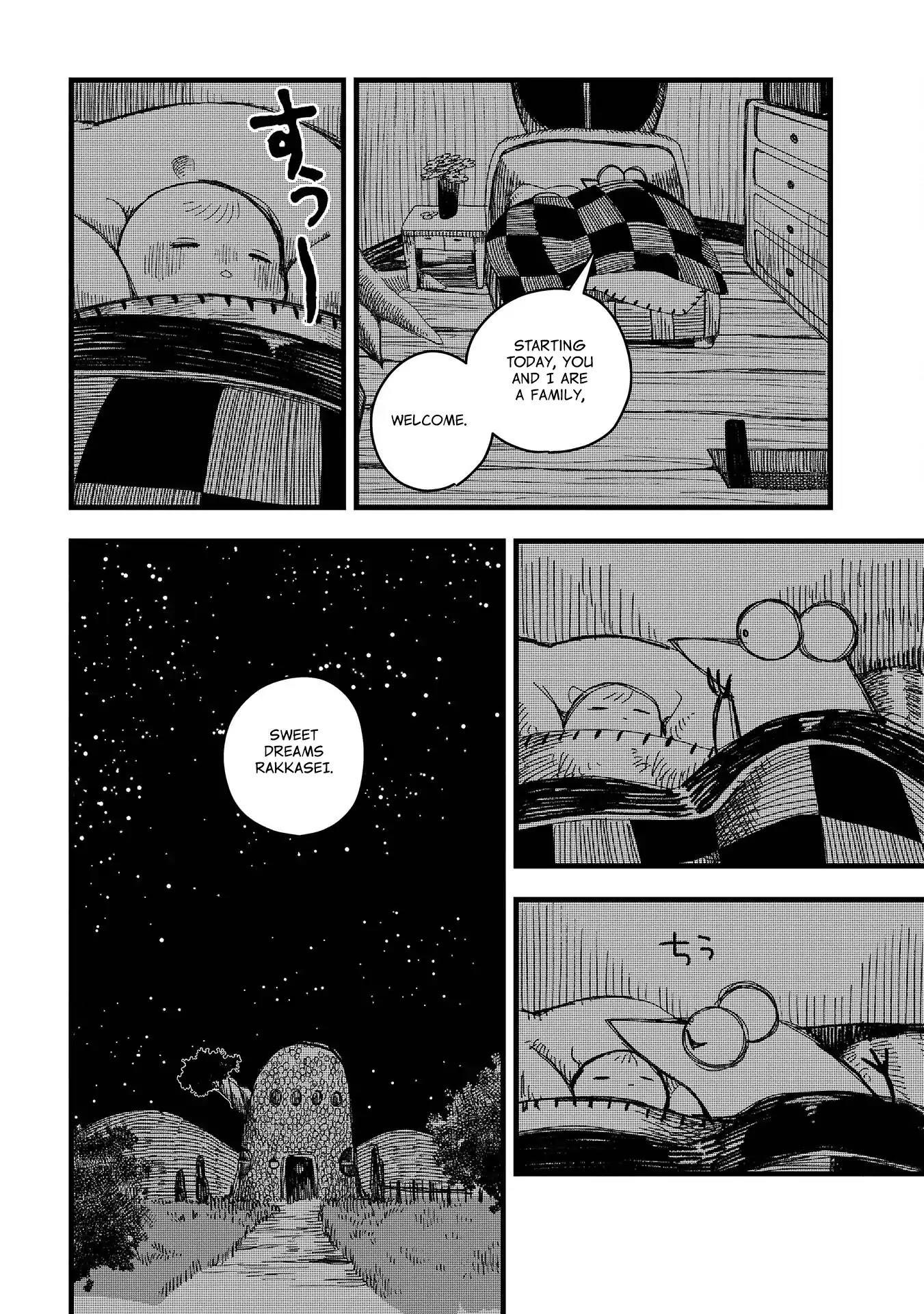 Rojica To Rakkasei Chapter 8: The Day The Star Fell page 24 - Mangakakalots.com
