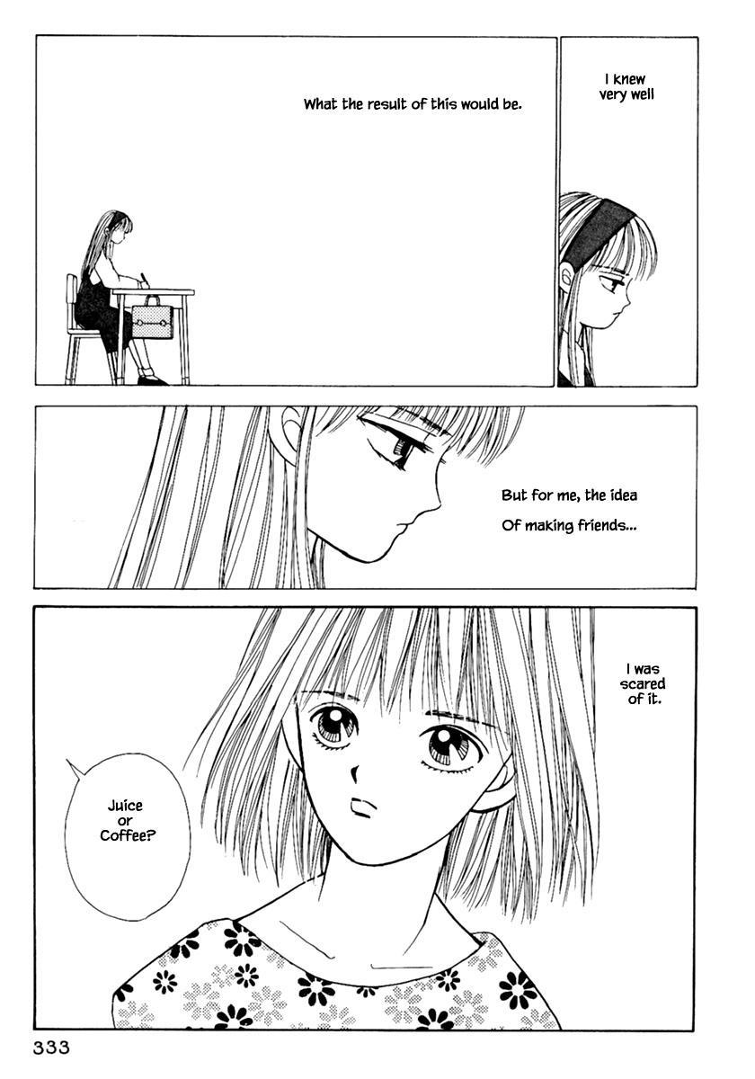 Shi To Kanojo To Boku Chapter 9.1 page 5 - Mangakakalots.com