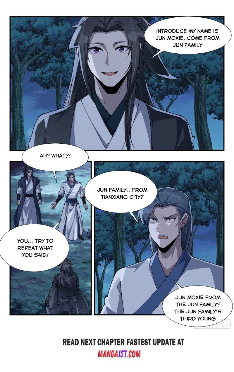 Otherworldly Evil Monarch Chapter 176 page 12 - Mangakakalots.com
