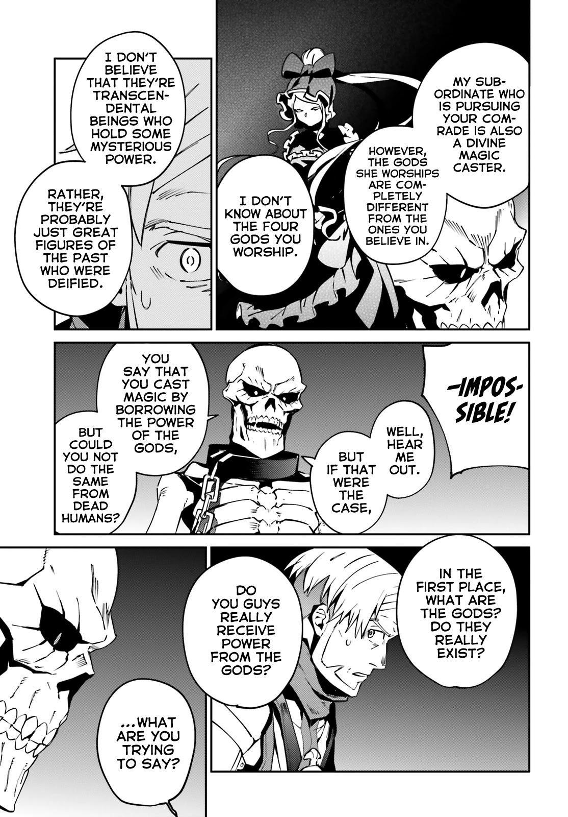 Overlord Chapter 66 page 5 - Mangakakalots.com