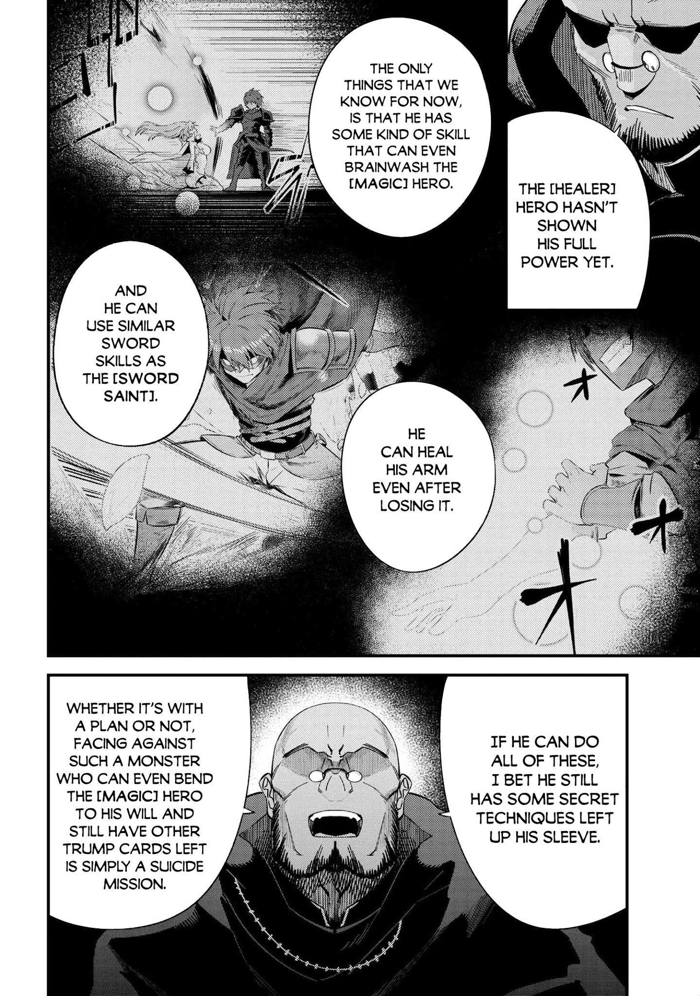 Kaifuku Jutsushi No Yarinaoshi Chapter 37.2 page 14 - Mangakakalots.com