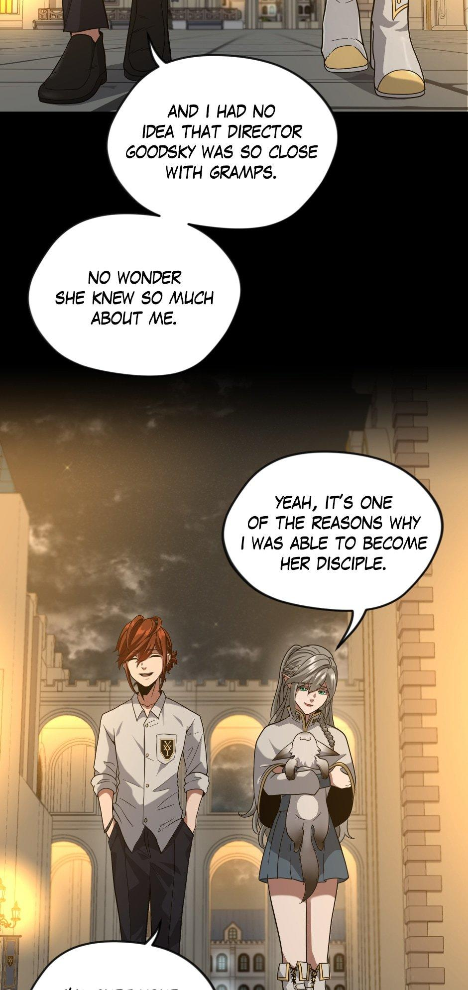 The Beginning After The End Chapter 90 page 50 - Mangakakalots.com