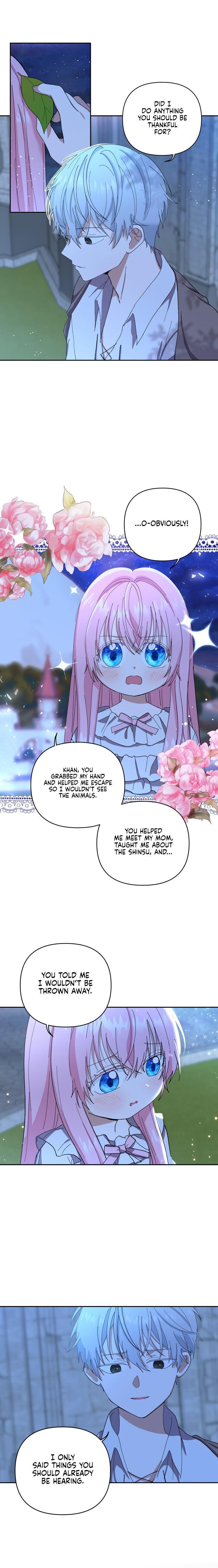 Baby Empress Chapter 22 page 15 - Mangakakalots.com