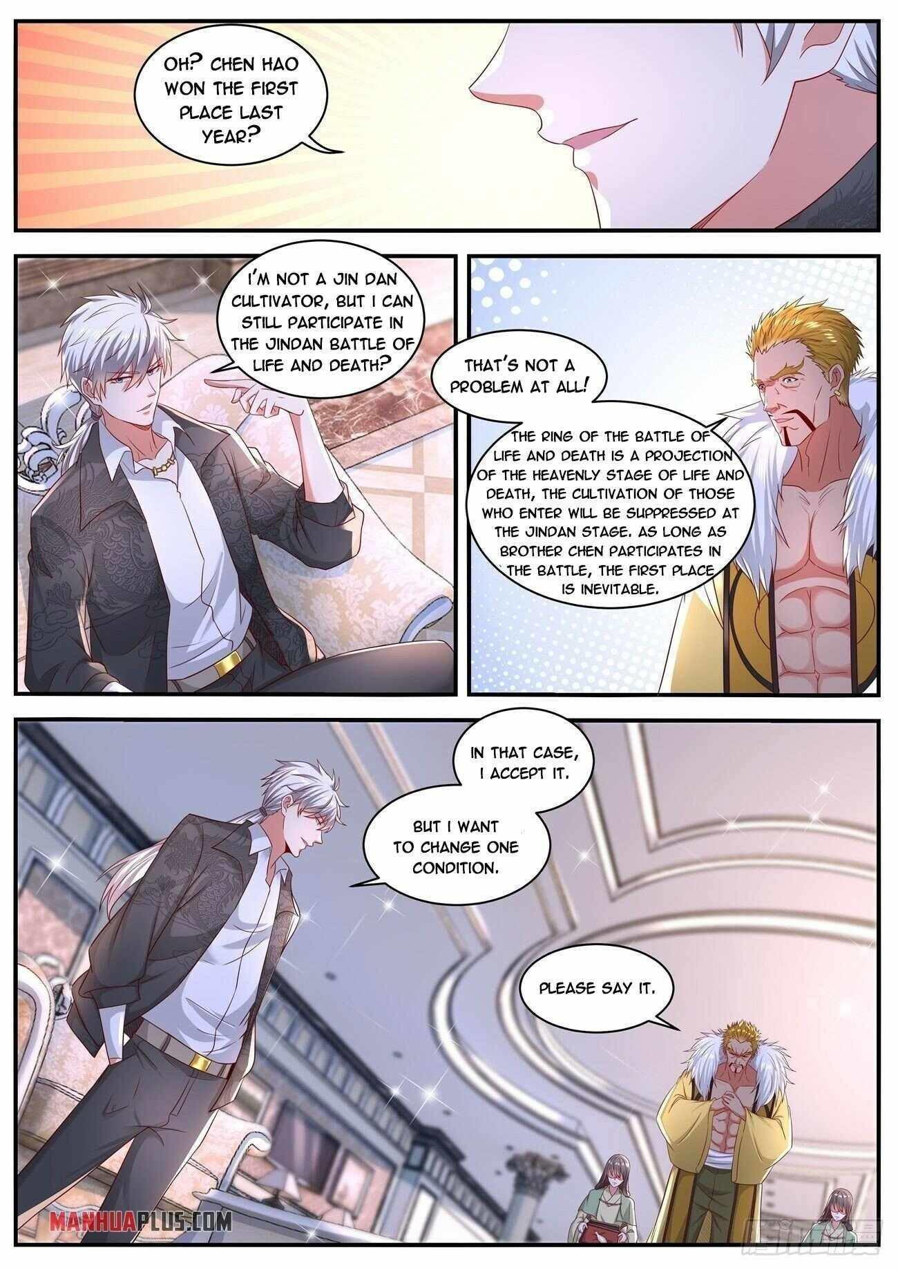 Rebirth Of The Urban Immortal Cultivator Chapter 639 page 11 - Mangakakalot