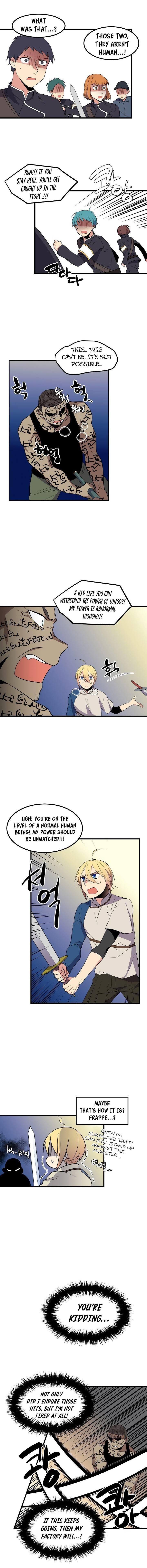 Beginner's Test For Infinite Power Chapter 42 page 3 - Mangakakalots.com