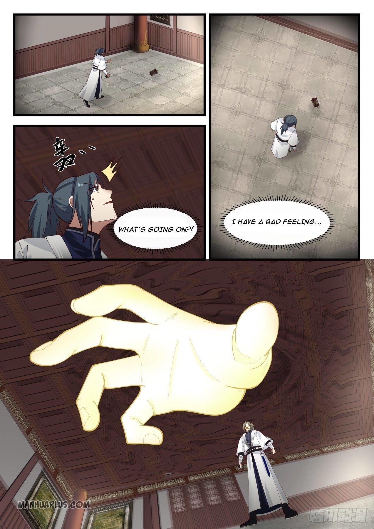 Martial Peak Chapter 1151 page 4 - Mangakakalots.com