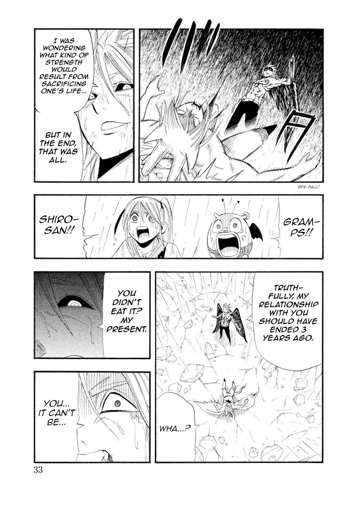 Buster Keel! Chapter 44: Shadowy Soloist (Part 2) page 33 - Mangakakalots.com