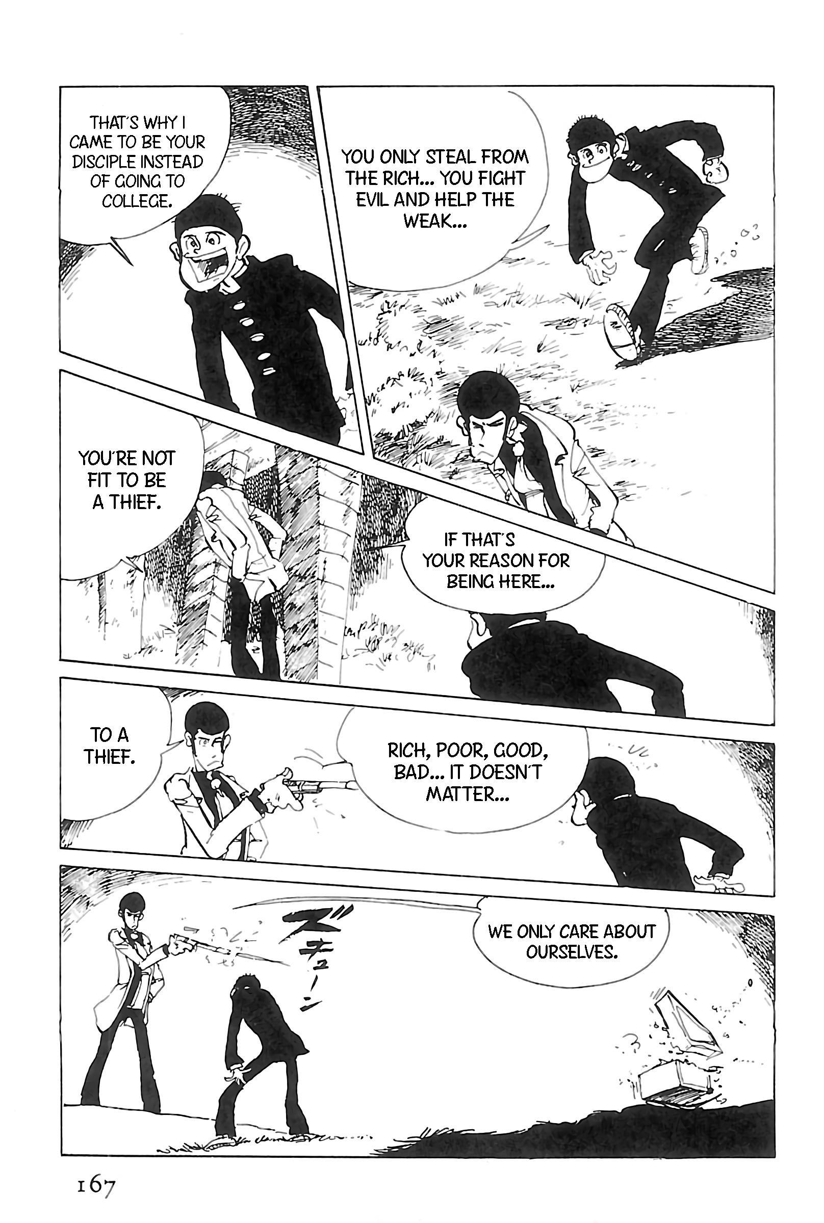 Lupin Iii: World'S Most Wanted Vol.11 Chapter 123: Regifting page 7 - Mangakakalots.com