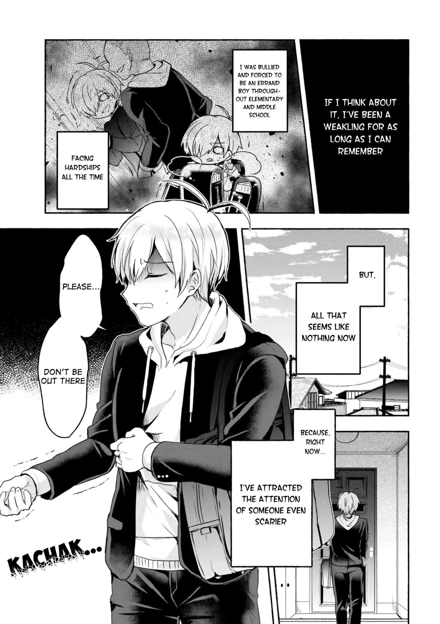 Pashiri Na Boku To Koi Suru Banchou-San Chapter 1 page 2 - Mangakakalots.com