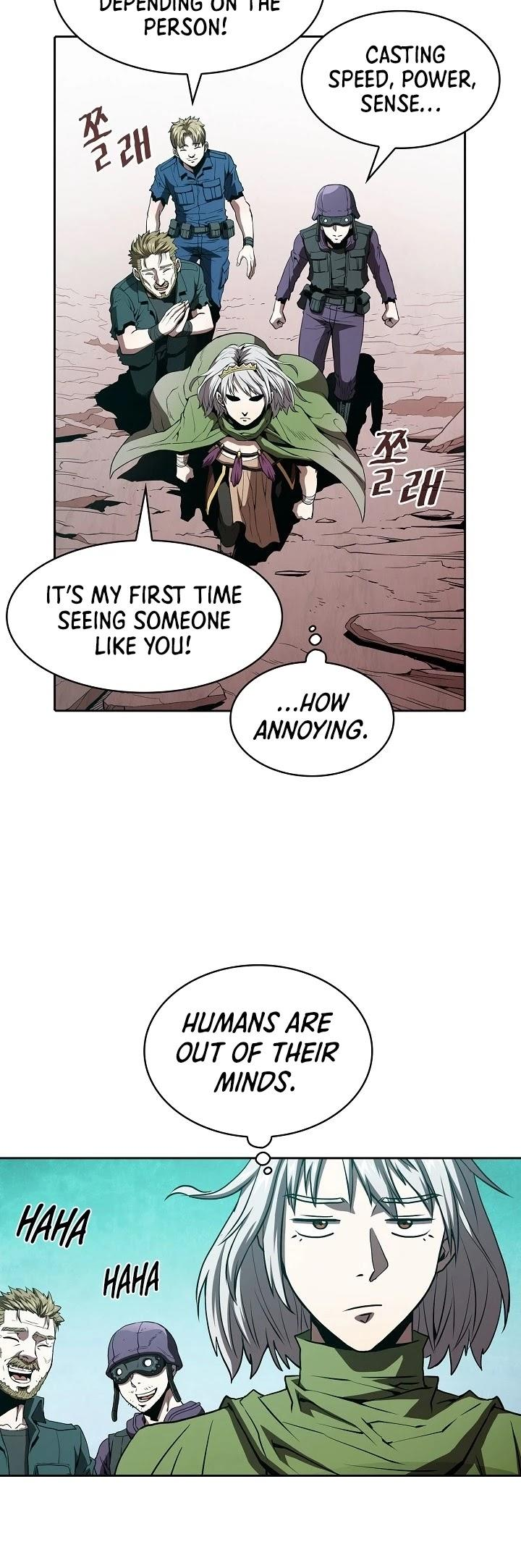 The Constellation That Returned From Hell Chapter 34 page 20 - Mangakakalots.com