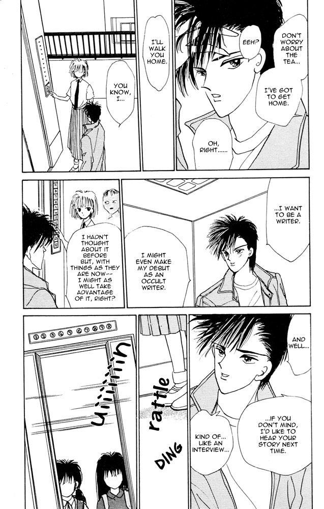 Shi To Kanojo To Boku Chapter 3 V2 : I Can See... Death page 22 - Mangakakalots.com