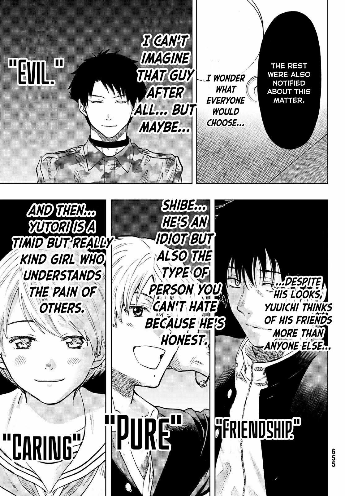 Tomodachi Game Chapter 87 page 28 - Mangakakalots.com