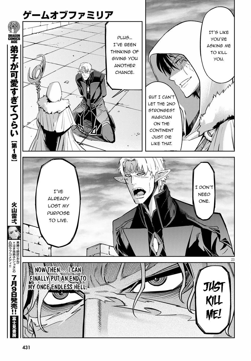 Game Obu Familia - Family Senki Chapter 34 page 24 - Mangakakalots.com