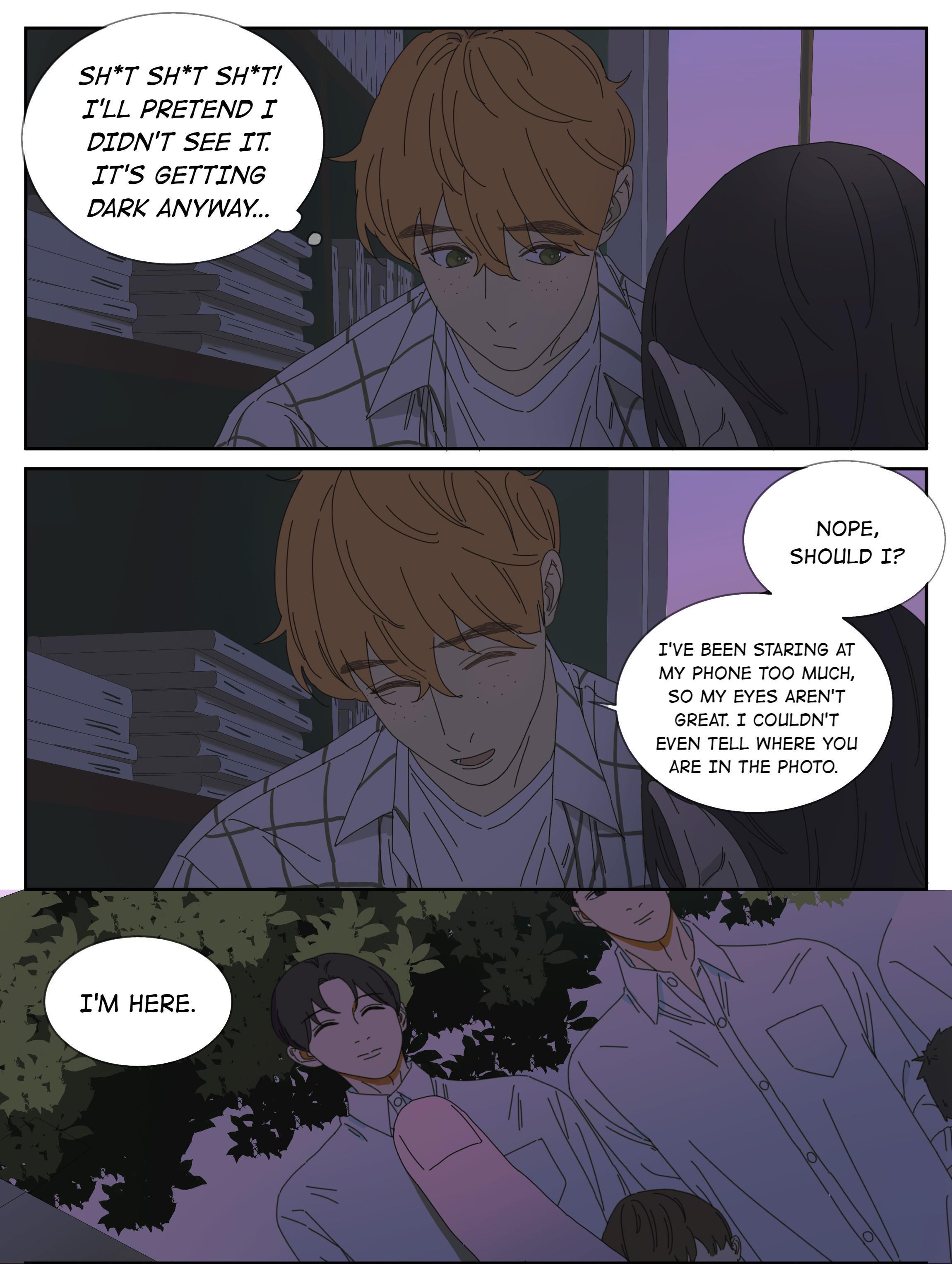 Mr. Snail Chapter 25: Do You Like Me, Maybe A Little? page 5 - Mangakakalots.com