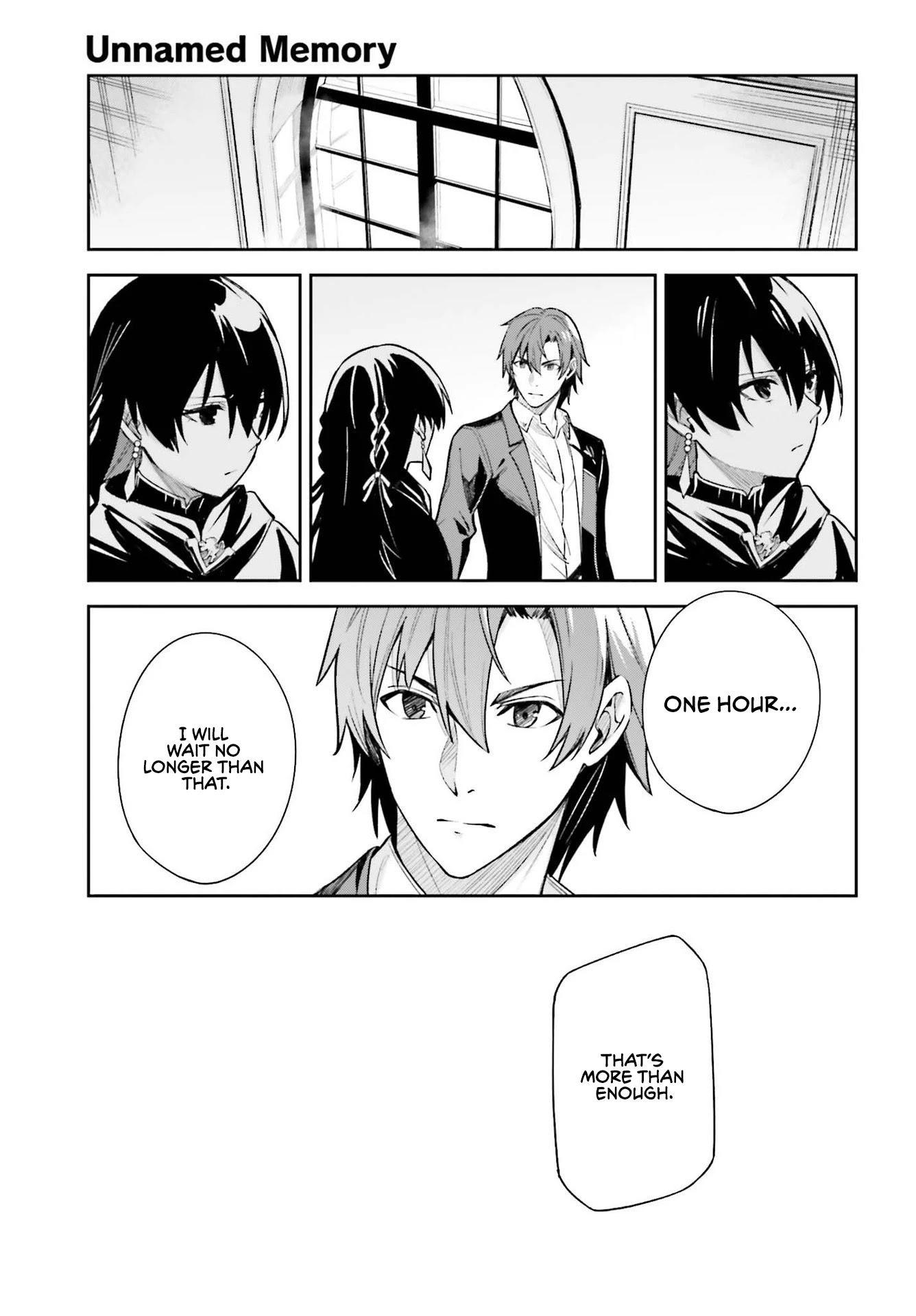Unnamed Memory Chapter 9 page 19 - Mangakakalots.com