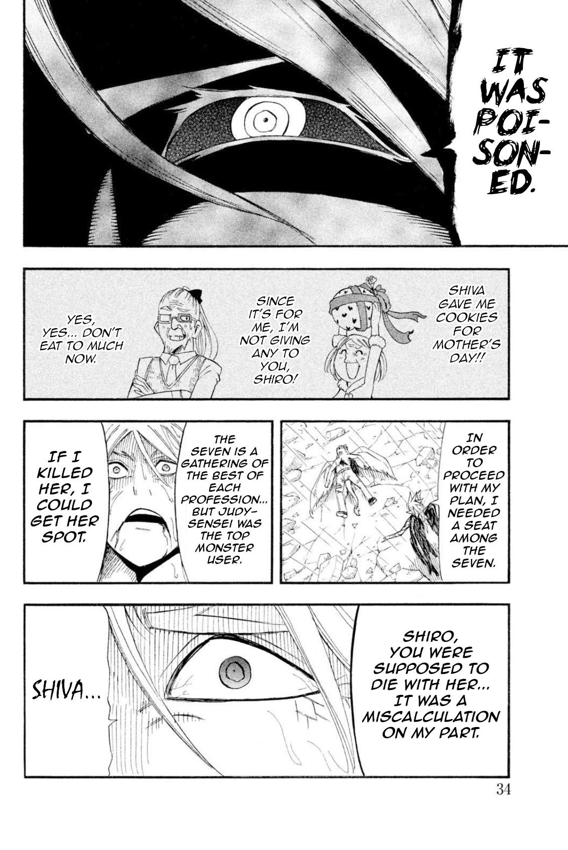 Buster Keel! Chapter 44: Shadowy Soloist (Part 2) page 34 - Mangakakalots.com