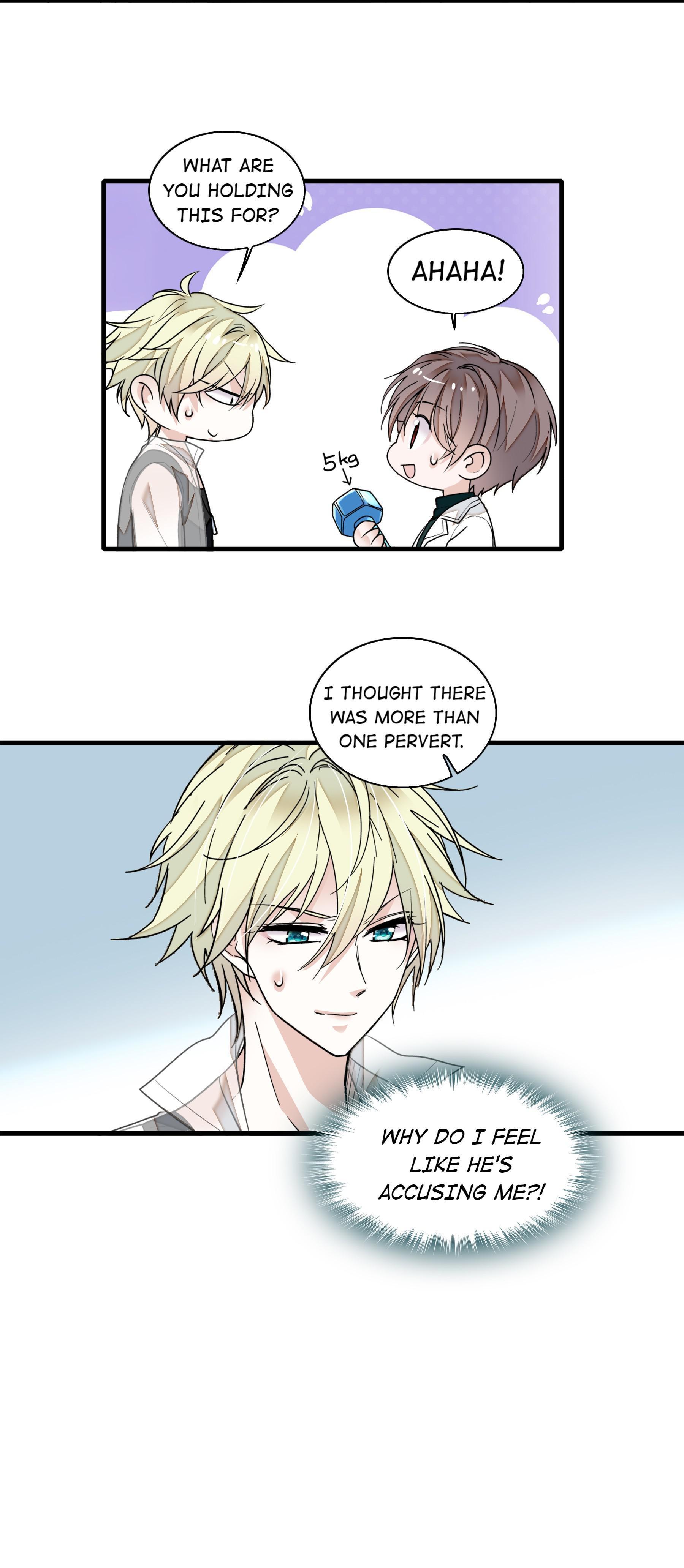 Dragon And Phoenix Flip Chapter 42: Missing page 21 - Mangakakalots.com