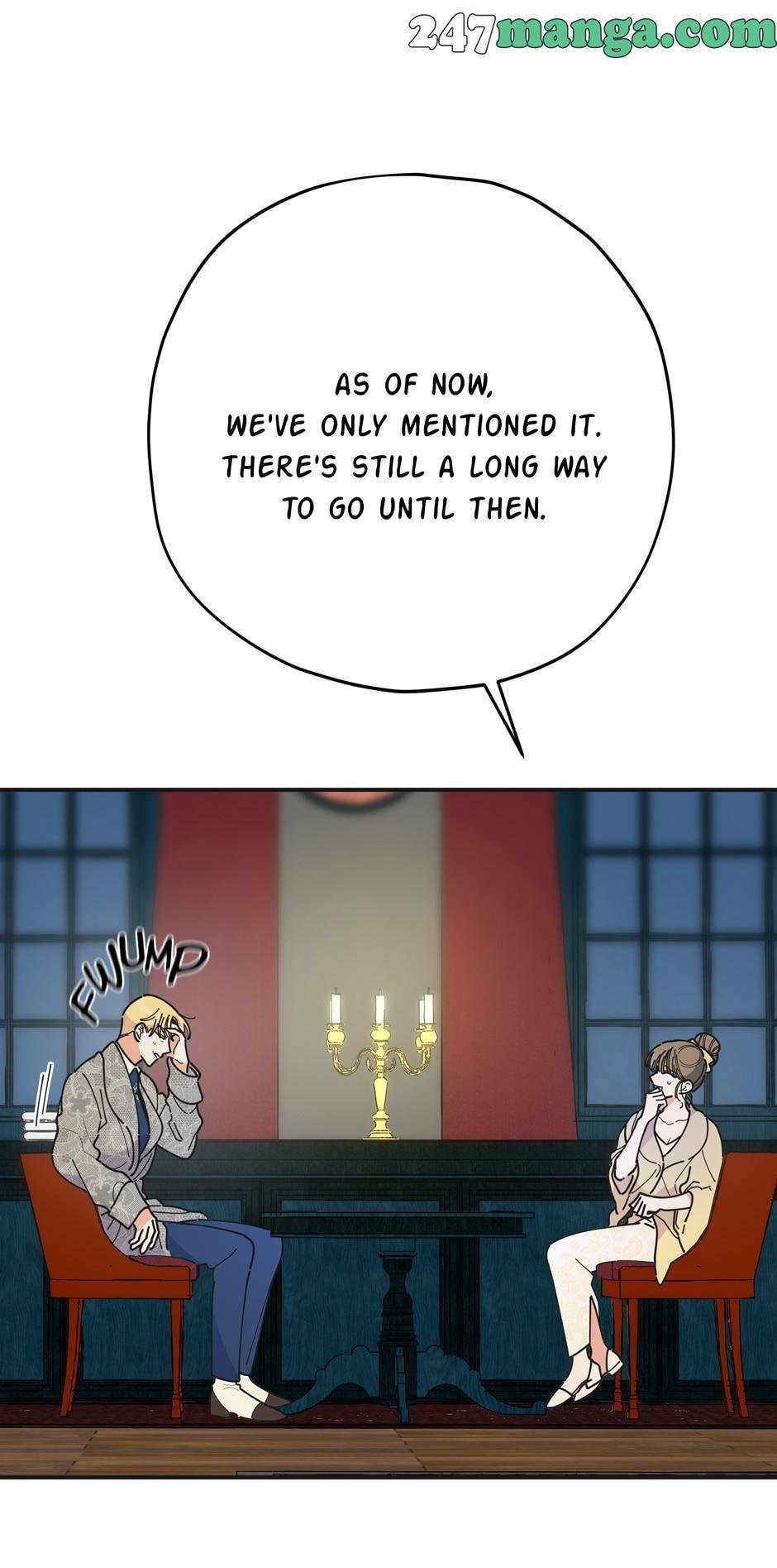 The Evil Lady's Hero Chapter 74 page 39 - Mangakakalots.com