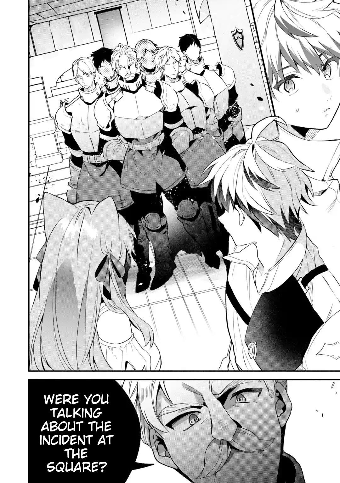 Yuusha Party Wo Tsuihou Sareta Beast Tamer, Saikyou Shuzoku Nekomimi Shojo To Deau Chapter 48: The Knights page 7 - Mangakakalots.com