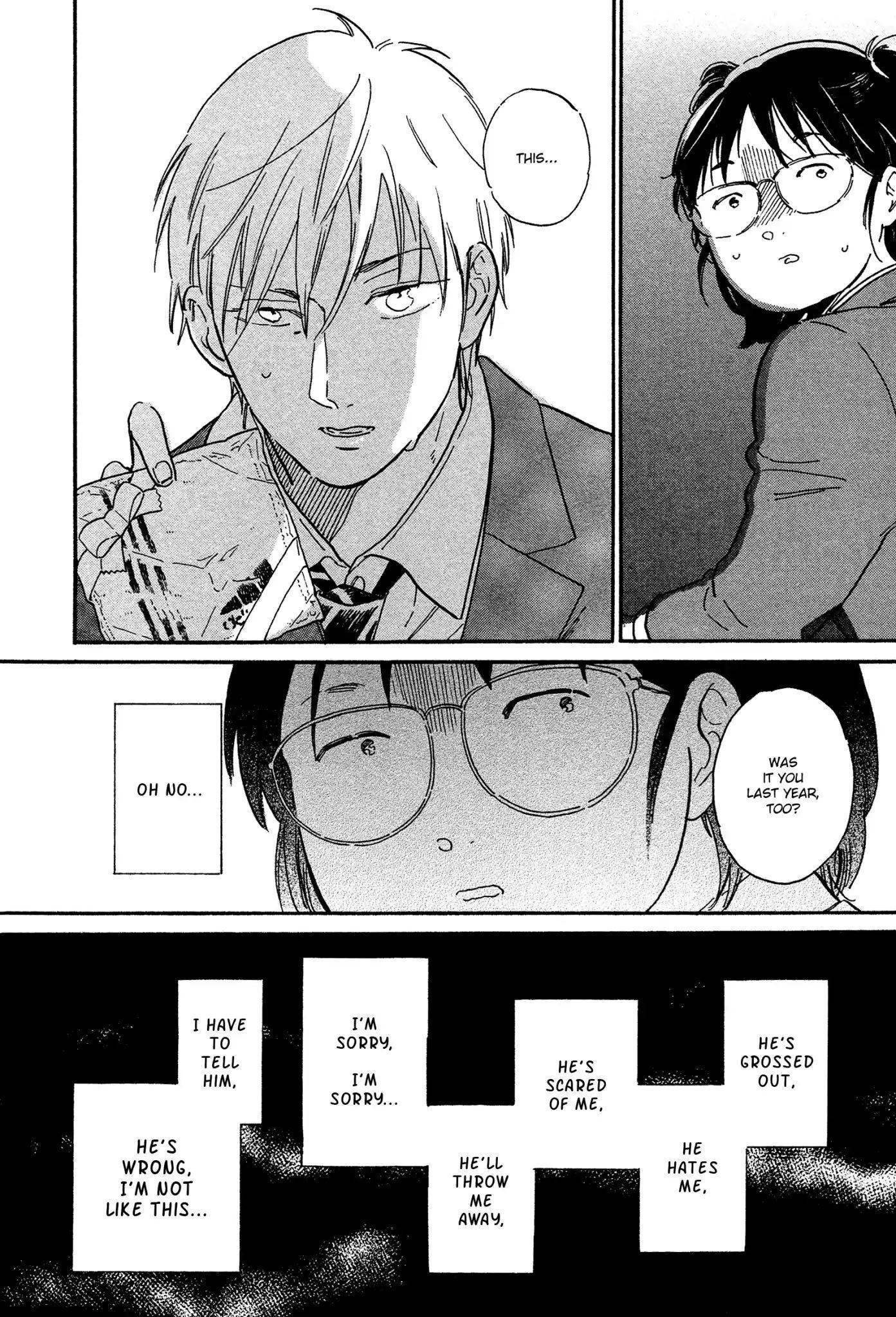 Stay Gold (Hideyoshico) Vol.2 Chapter 17 page 9 - Mangakakalots.com