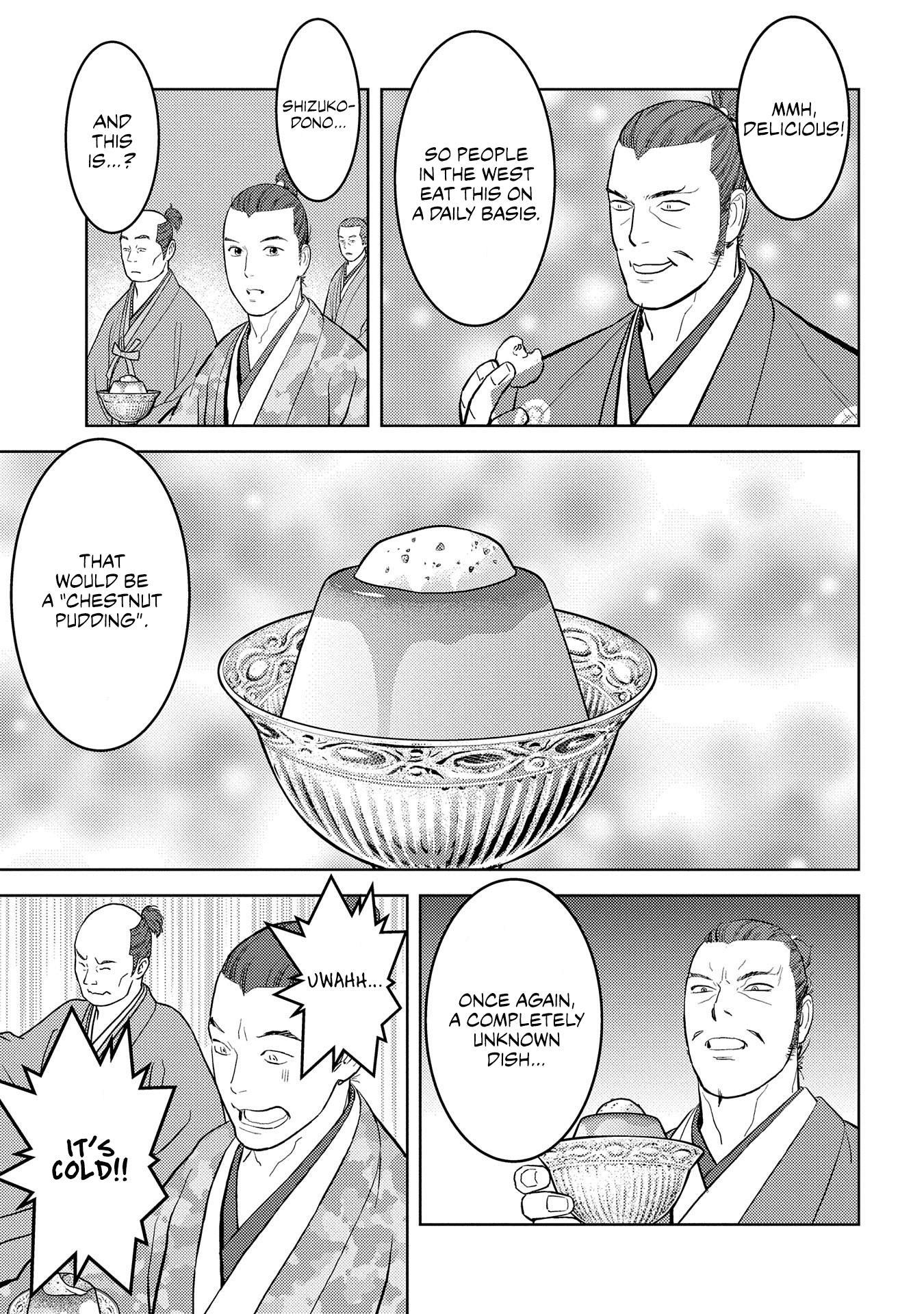 Sengoku Komachi Kurou Tan! Chapter 40 page 13 - Mangakakalots.com
