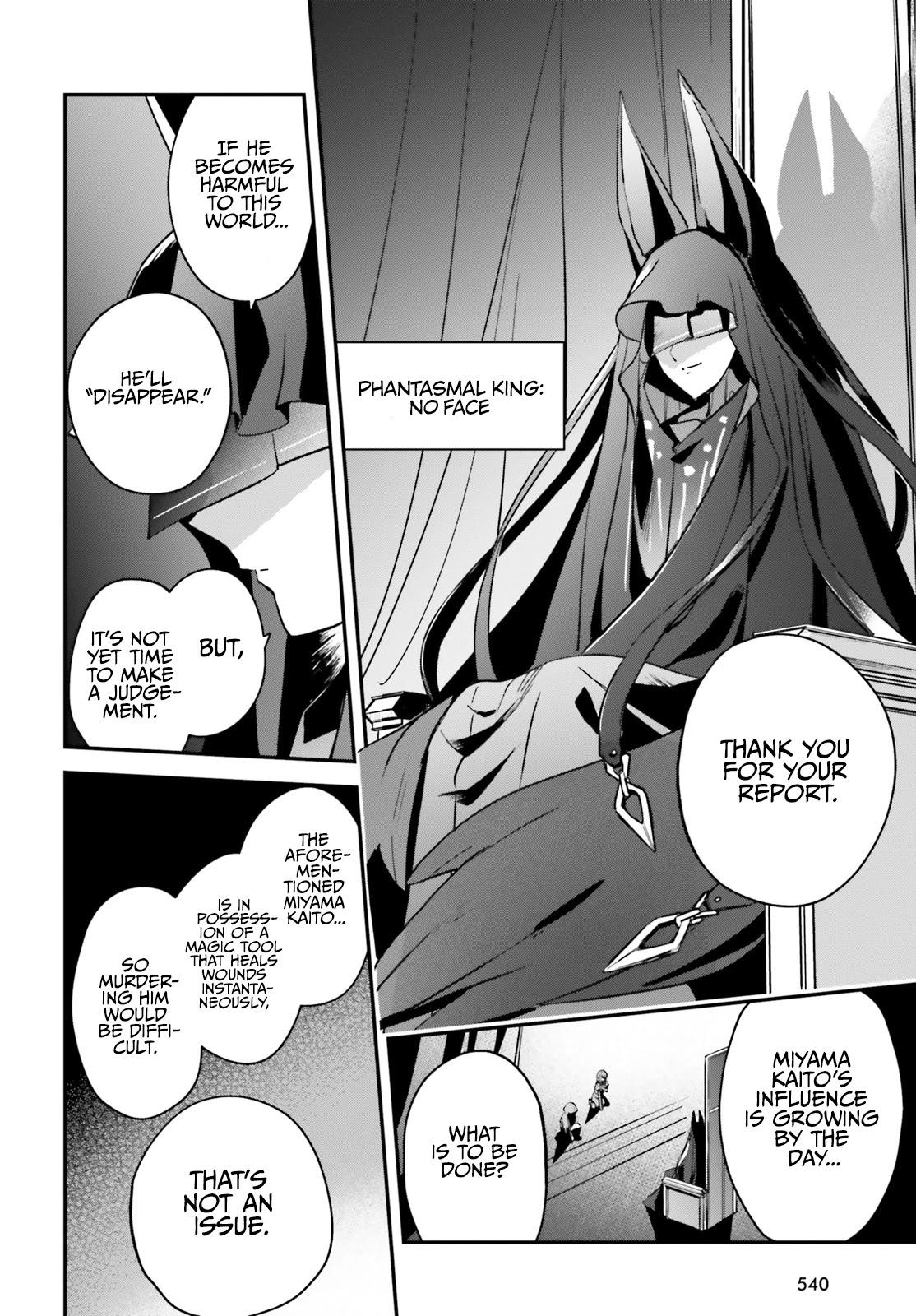 I Was Caught Up In A Hero Summoning, But That World Is At Peace Chapter 26 page 34 - Mangakakalots.com