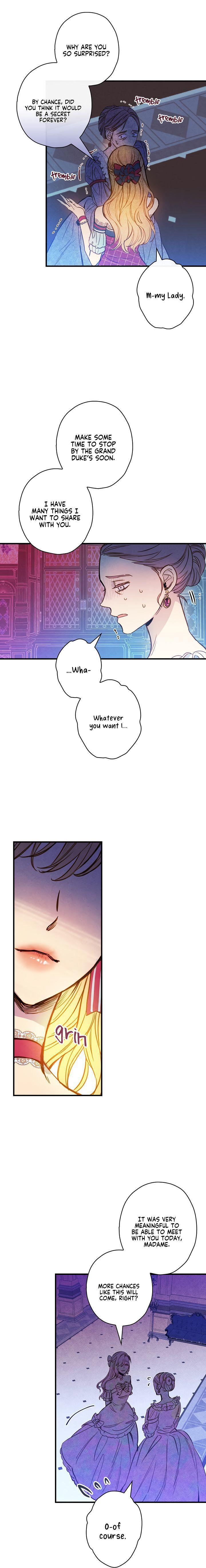Shadow Queen Chapter 27 page 13 - Mangakakalots.com