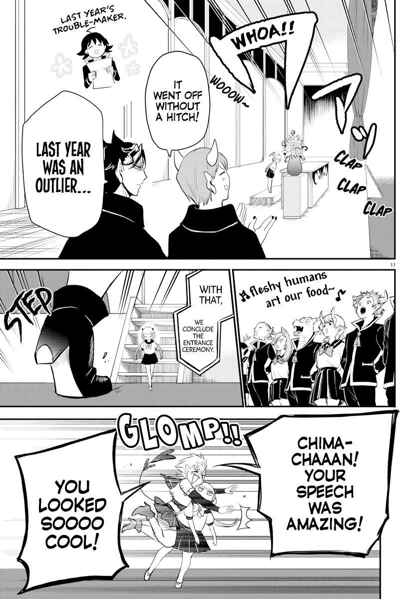 Mairimashita! Iruma-Kun Chapter 215: A New Year Starts page 11 - Mangakakalots.com
