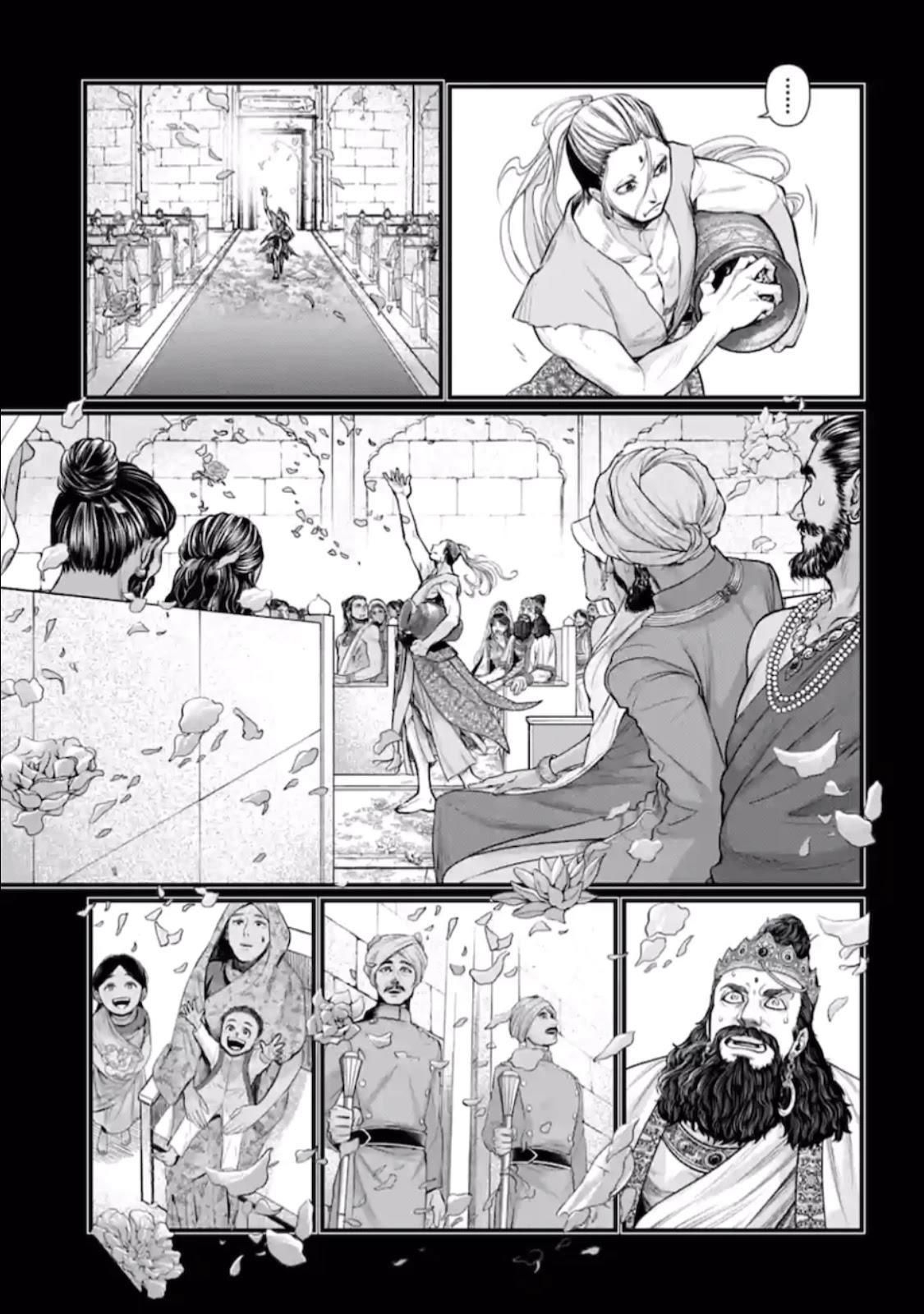 Record Of Ragnarok Chapter 47: The Path page 48 - Mangakakalots.com