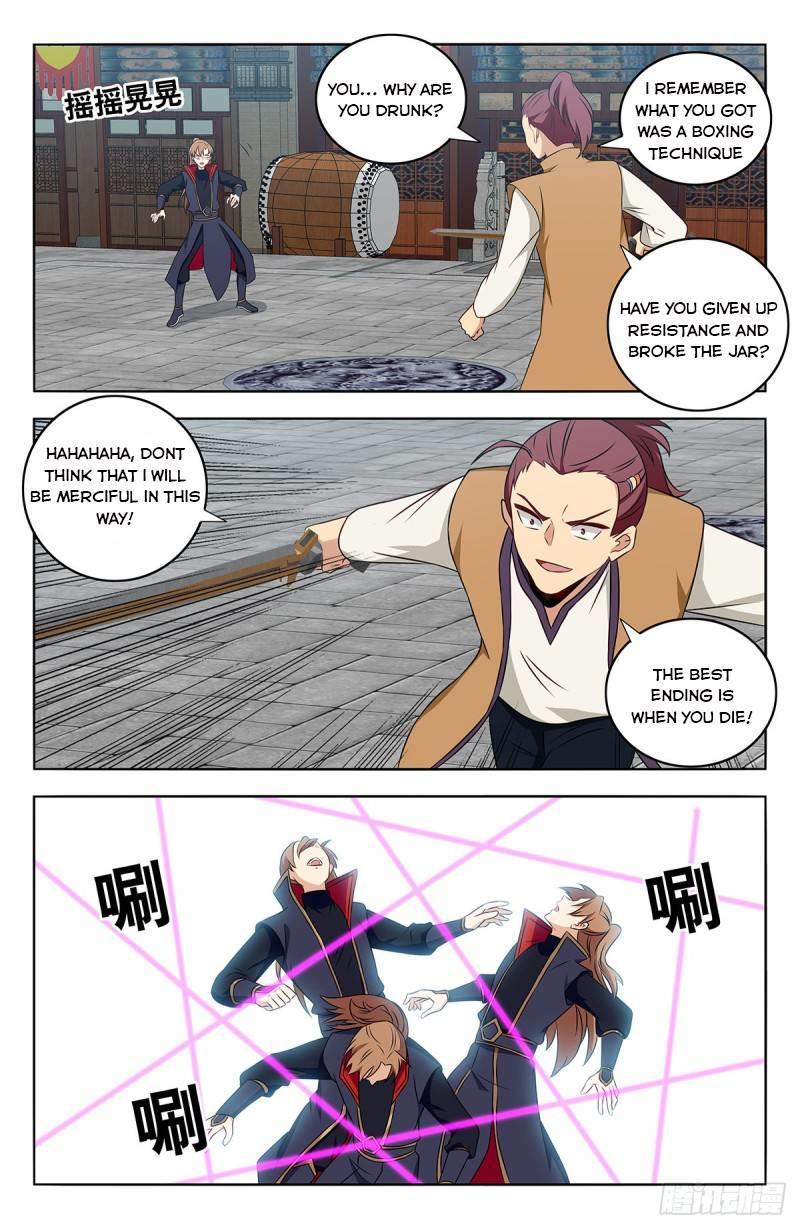 Strongest Anti M.e.t.a Chapter 388 page 10 - Mangakakalots.com