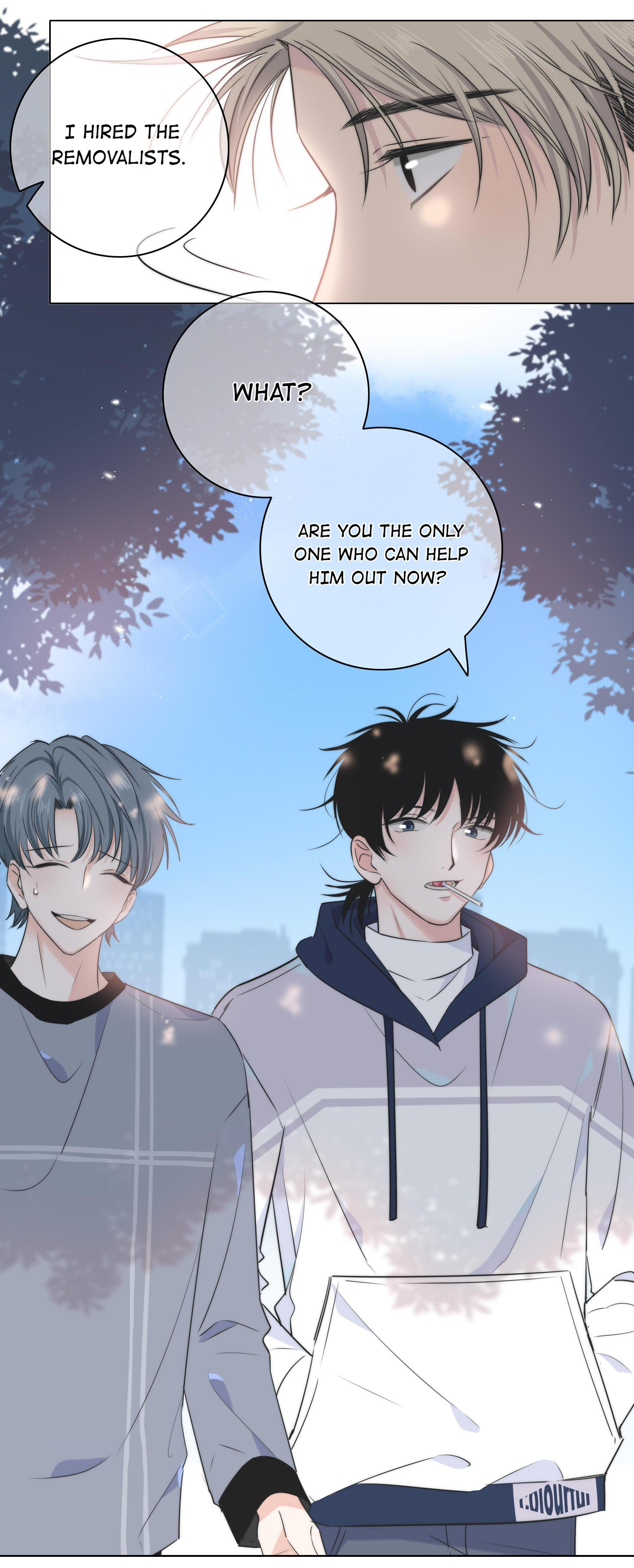 Touch Your World Chapter 36: Just Friends? page 21 - Mangakakalots.com