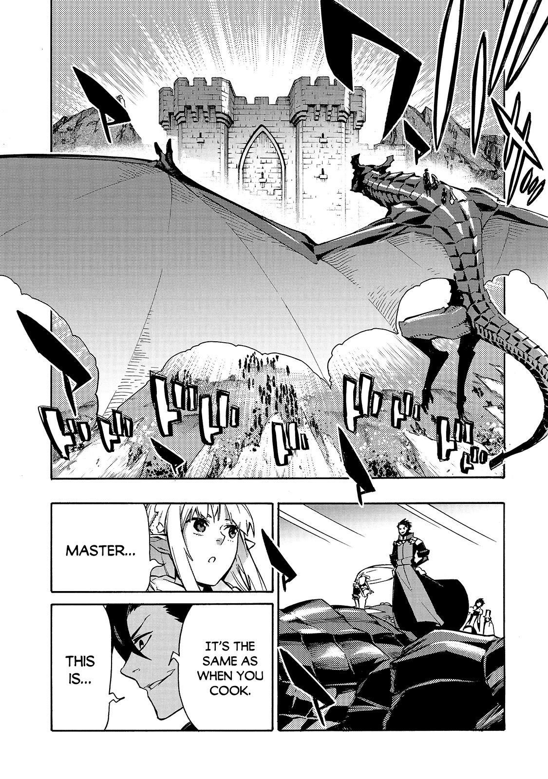 Kuro No Shoukanshi Chapter 73 page 21 - Mangakakalots.com