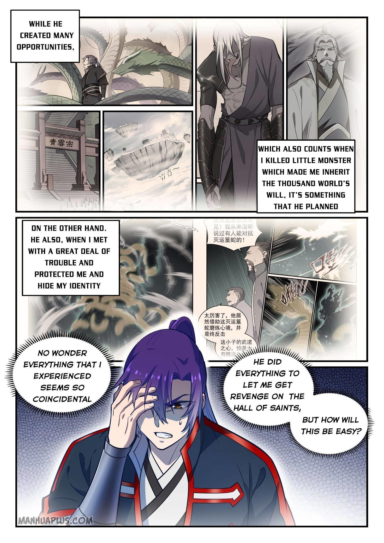 Apotheosis Chapter 754 page 2 - Mangakakalots.com