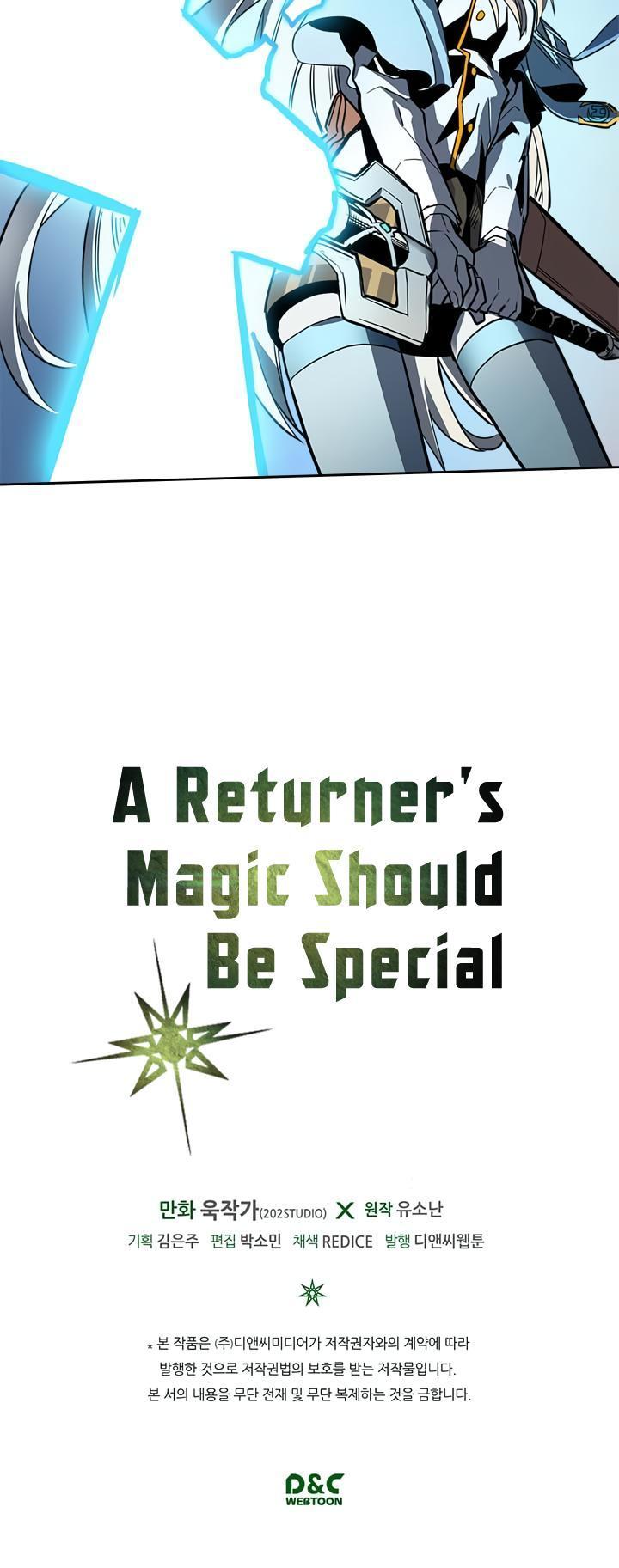 A Returner's Magic Should Be Special Chapter 36 page 27 - Mangakakalots.com